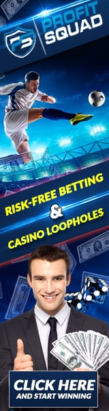profit squad matched betting and casino loopholes